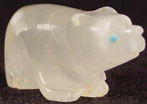 David Chavez alabaster bear