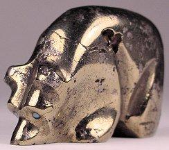 Kenny Chavez pyrite bear